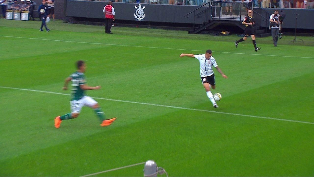 Melhores momentos de Corinthians 0 x 1 Palmeiras pela final do Campeonato Paulista