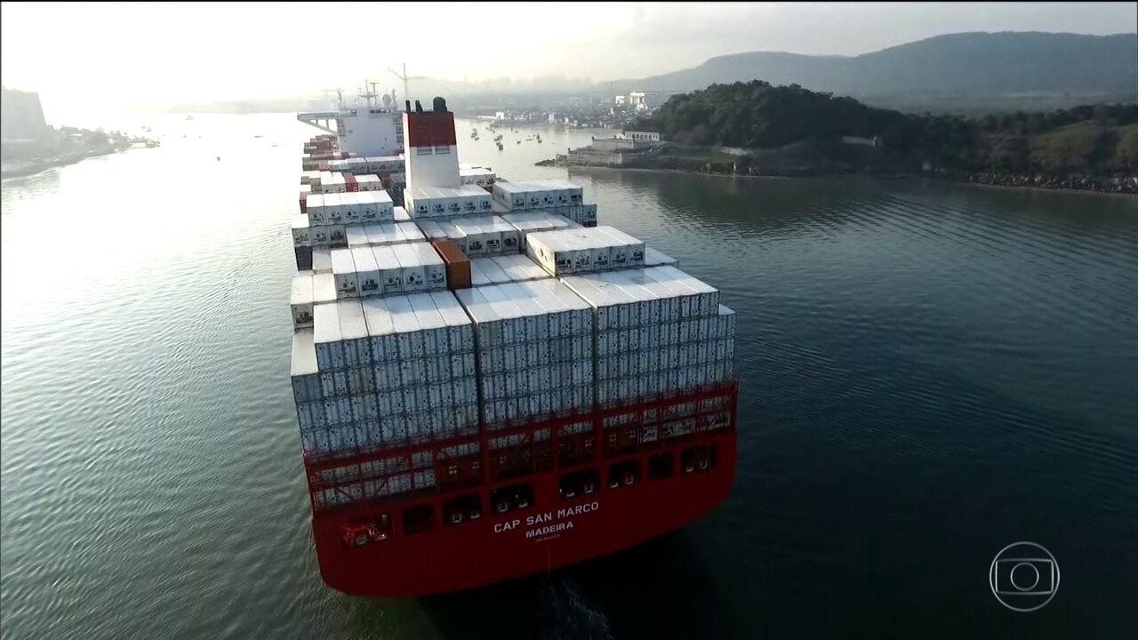 Inquérito sobre decreto dos portos busca fatos de até 20 anos atrás