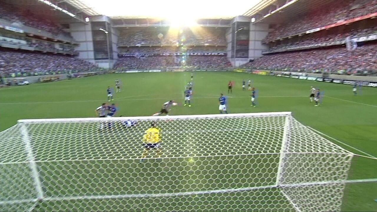 380f843f5c Os gols de Atlético-MG 3 x 1 Cruzeiro pela final do Campeonato Mineiro