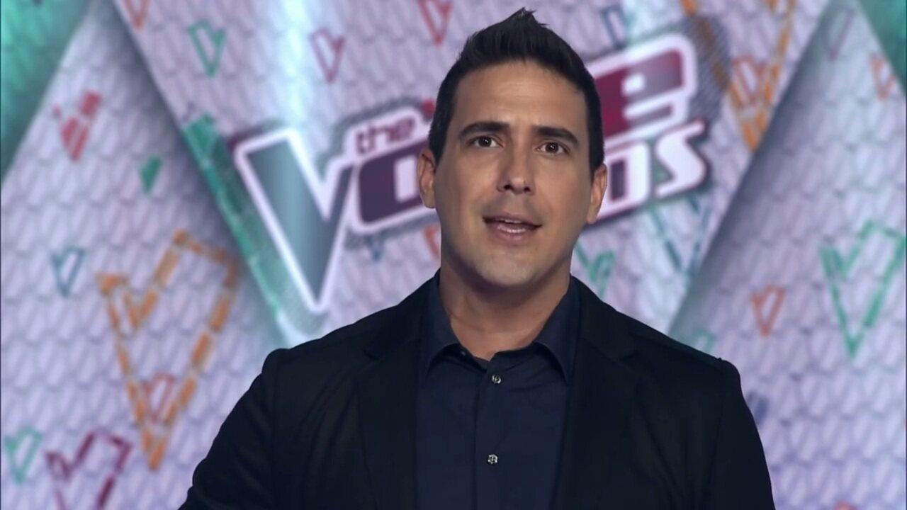 Mudança no time de finalistas do The Voice Kids