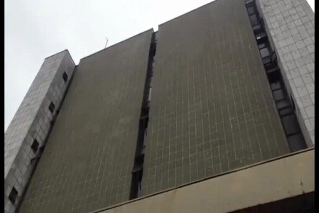 Centro Comercial de Araxá é evacuado após tremor de terra