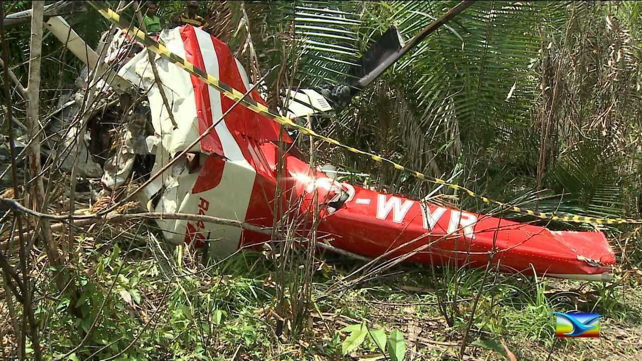 Peritos do Cenipa vem ao Maranhão e iniciam investigações sobre queda de helicóptero