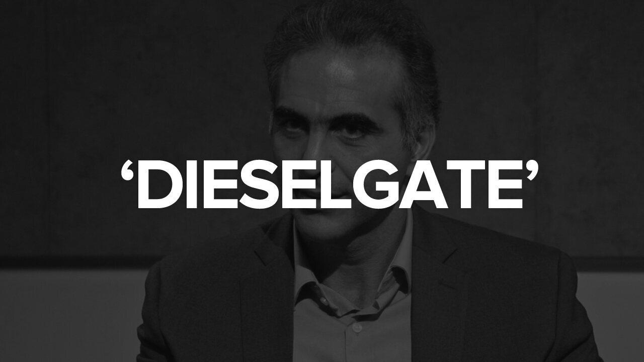 Presidente da Volkswagen fala sobre o 'dieselgate'