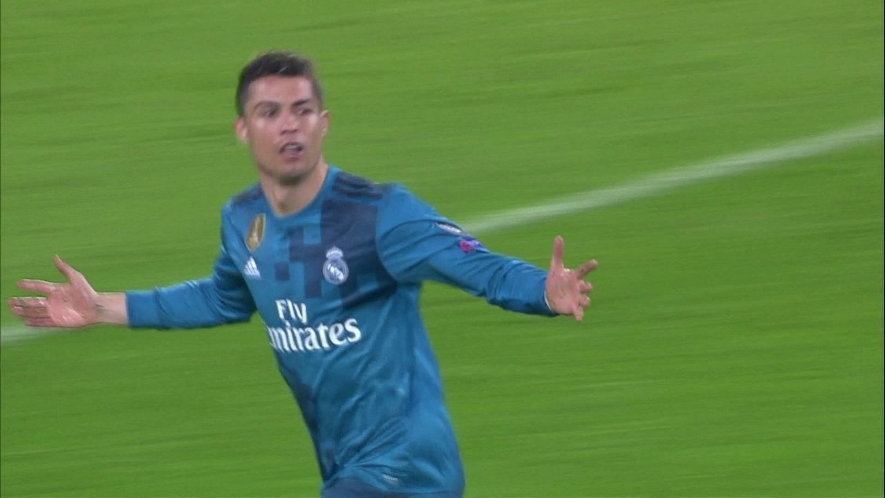 Os gols de Juventus 0 x 3 Real Madrid pelas quartas de final da Liga dos Campeões da UEFA