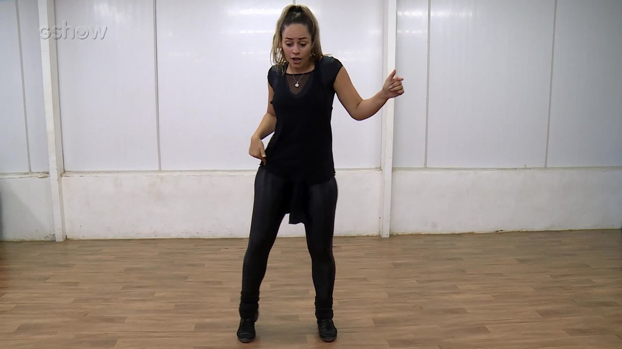 Tati Estrella ensina a coreografia de 'Say You'll Be There' das Spice Girls