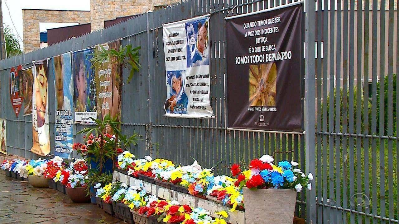 Morte do menino Bernardo completa quatro anos e réus ainda aguardam data para júri