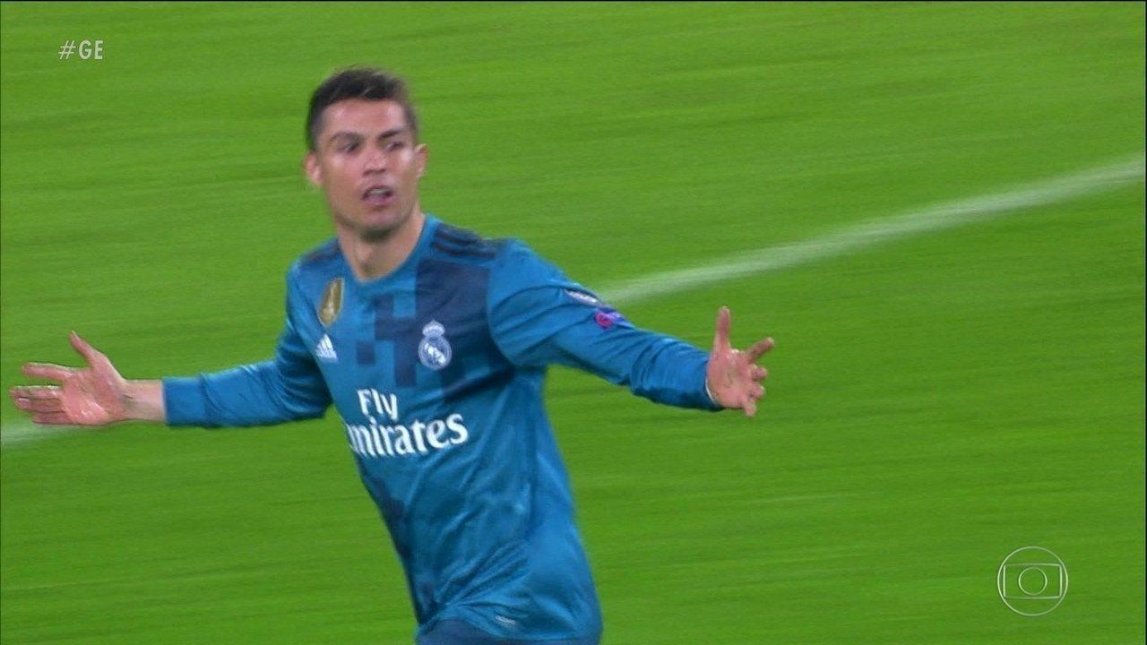 Em noite impressionante, Cristiano Ronaldo destrói poderoso sistema defensivo da Juventus