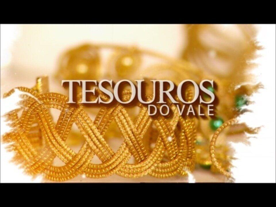 Reportagens da série 'Tesouros do Vale' começará a ser exibida a partir deste domingo (8)