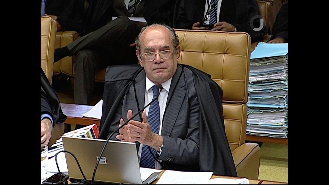 Na íntegra: Gilmar Mendes vota para conceder habeas corpus a Lula