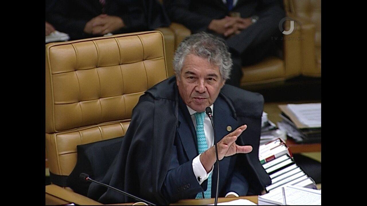 Na íntegra: Marco Aurélio vota para conceder habeas corpus a Lula