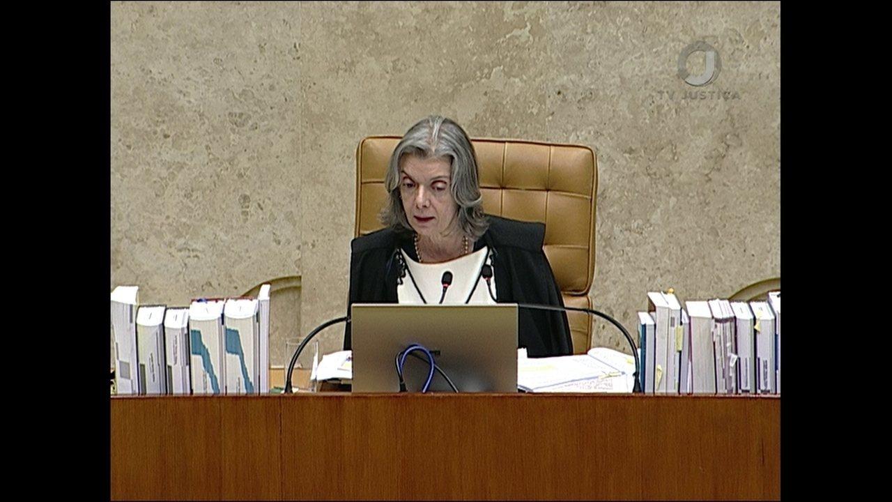 Na íntegra: Cármen Lúcia vota no julgamento do habeas corpus de Lula no STF