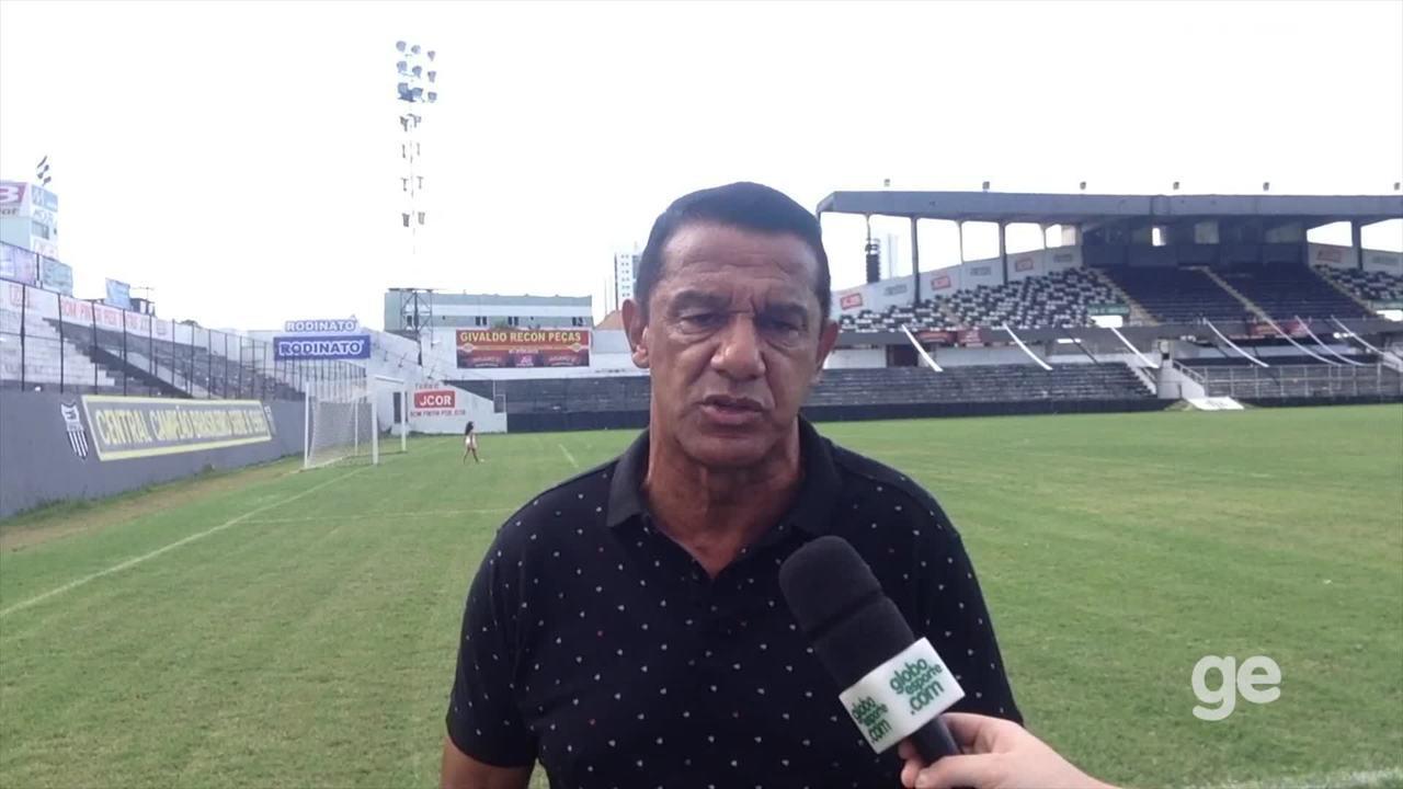 Mauro Fernandes espera conquistar o Pernambucano