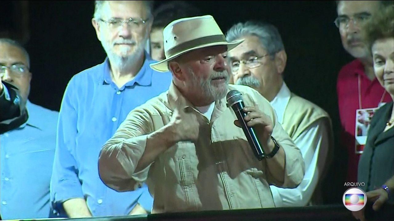 Defesa de Lula até até terça-feira (10) para apresentar recurso