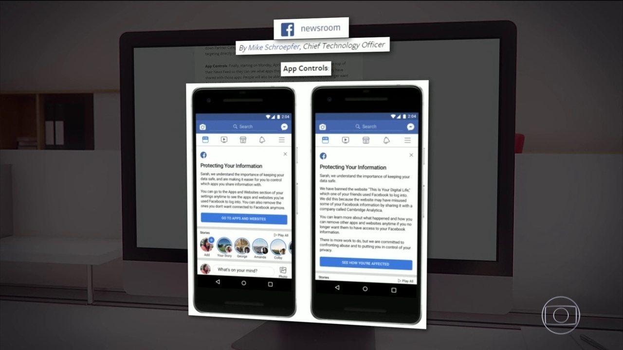Mais de 440 mil usuários do Brasil tiveram os dados violados no Facebook