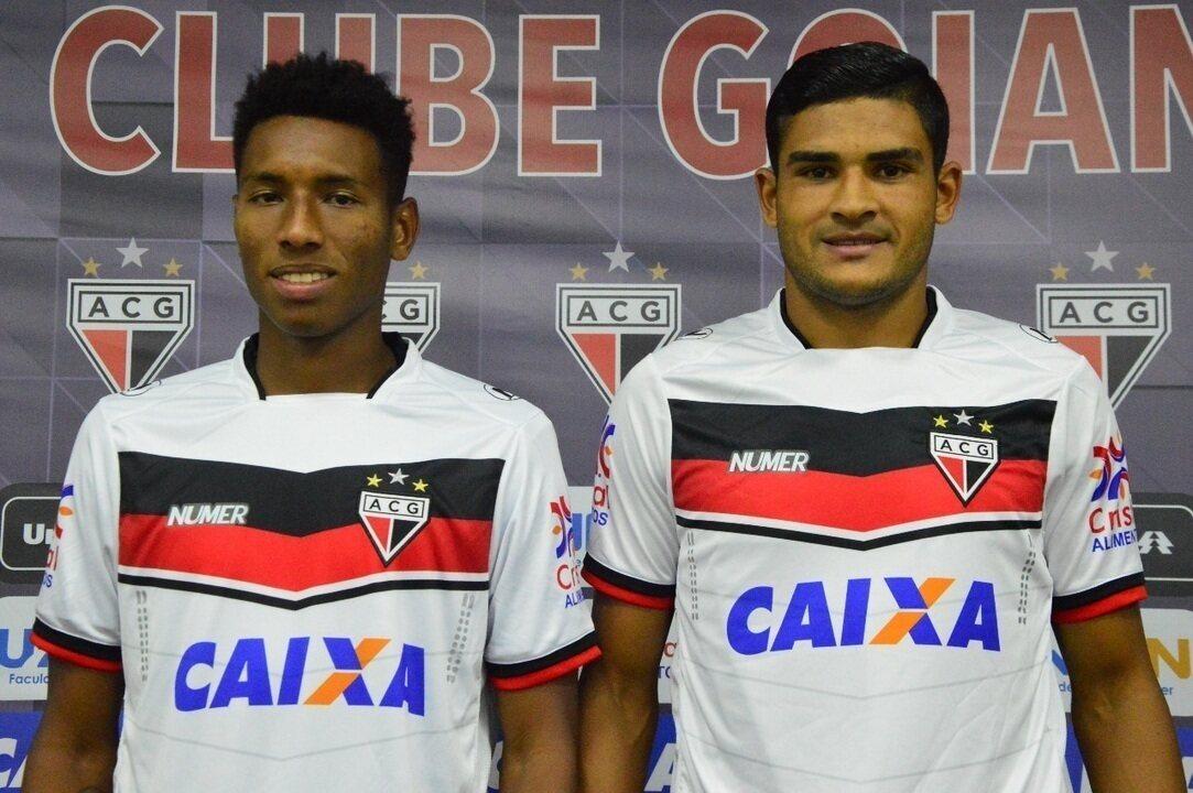 Atlético-GO apresenta os primeiros reforços para a Série B
