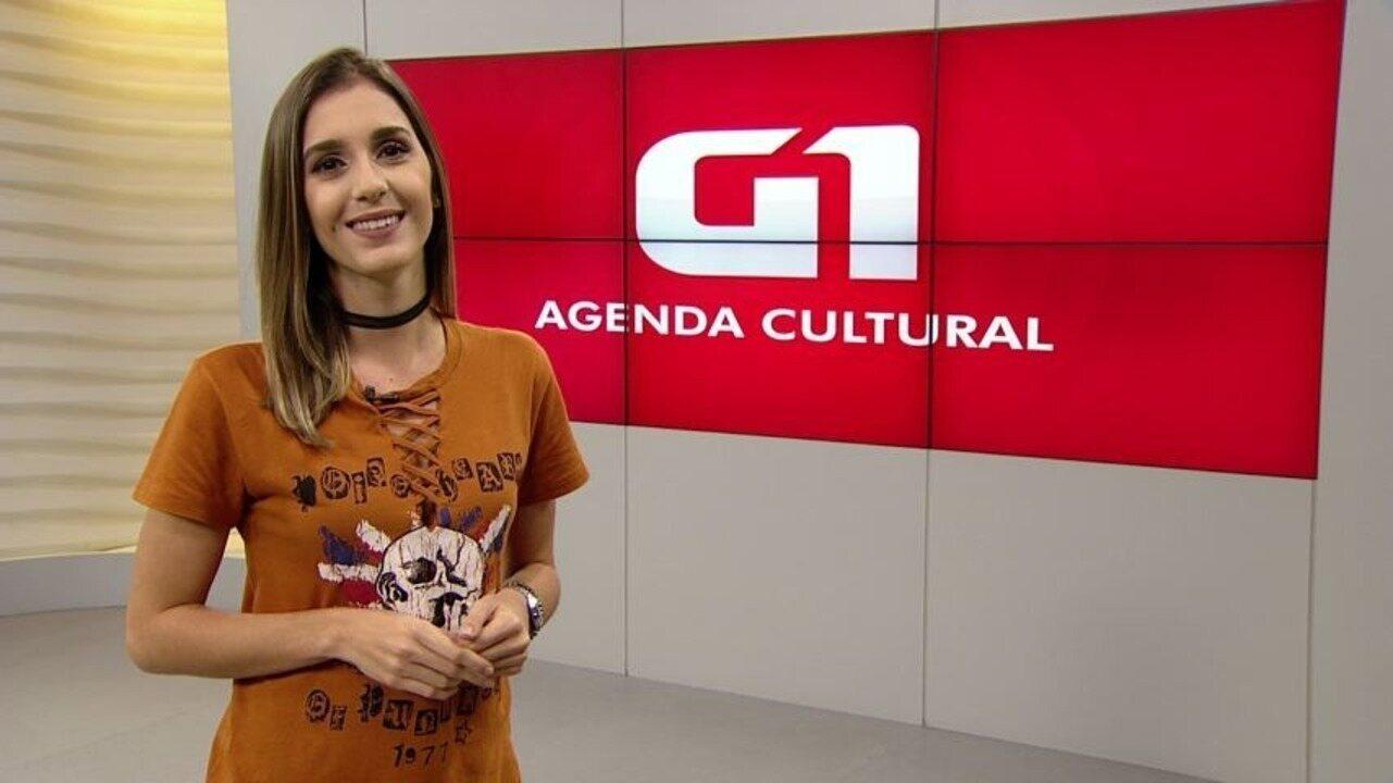 Agenda Cultural: veja a programação de 6 a 8 de abril no ES
