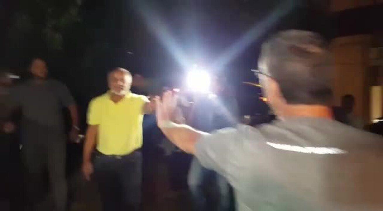 Homem fica ferido após confusão em frente ao Instituto Lula em São Paulo