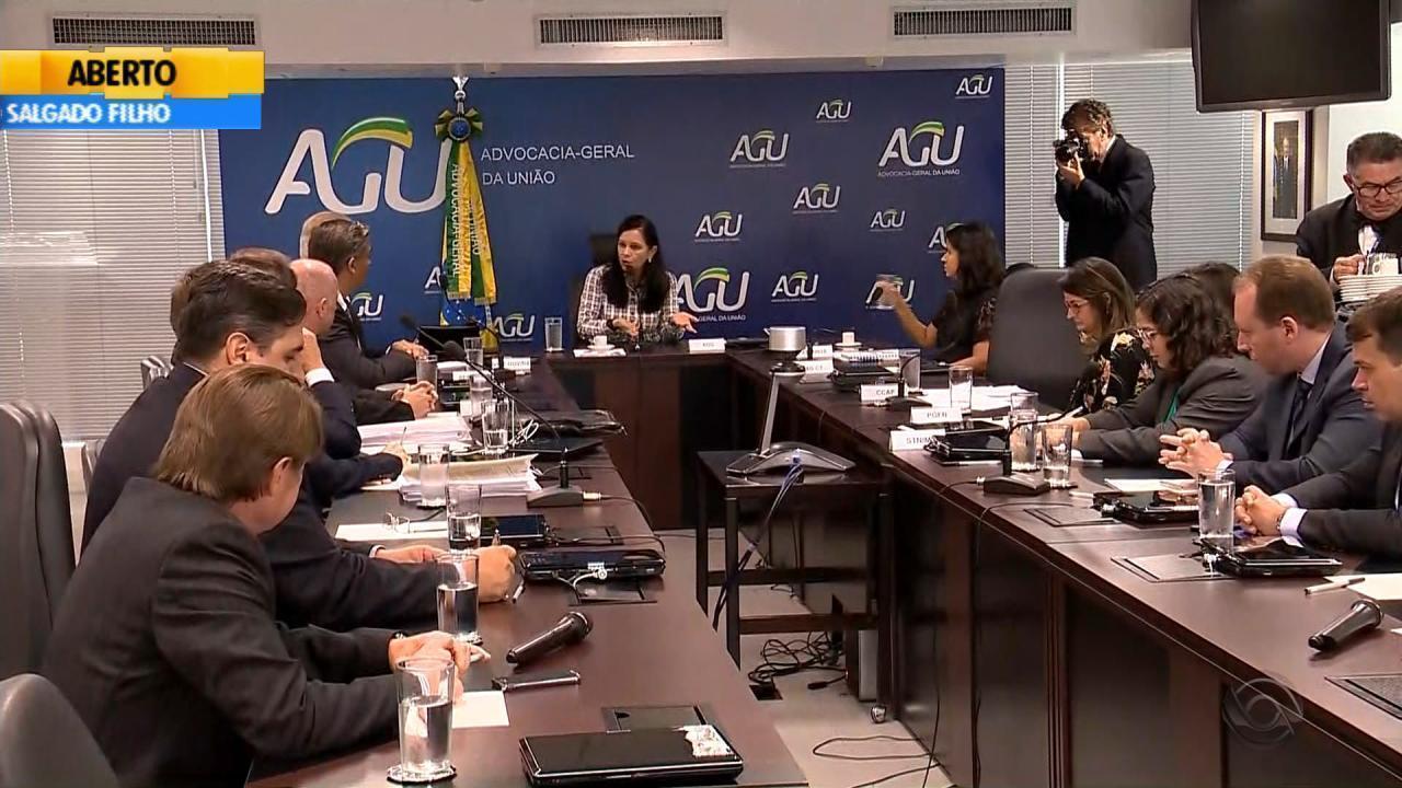 Parecer do Tribunal de Contas do RS é entregue à AGU para pré-acordo de recuperação fiscal