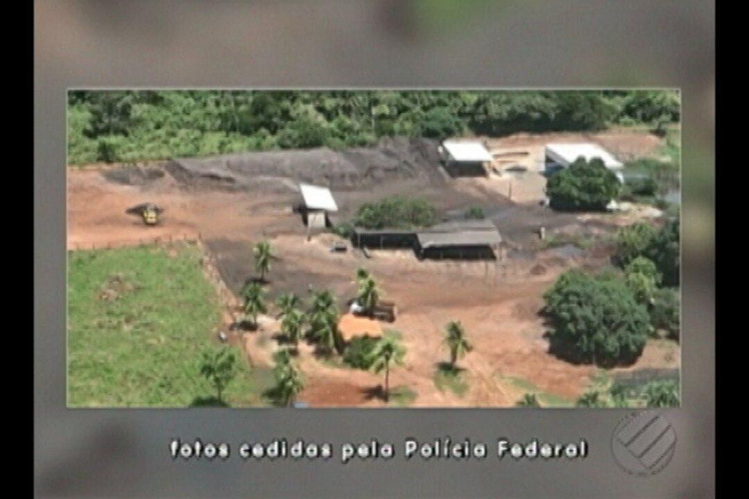 Operação desarticula grupo ligado a extração clandestina de manganês no sudeste do Pará