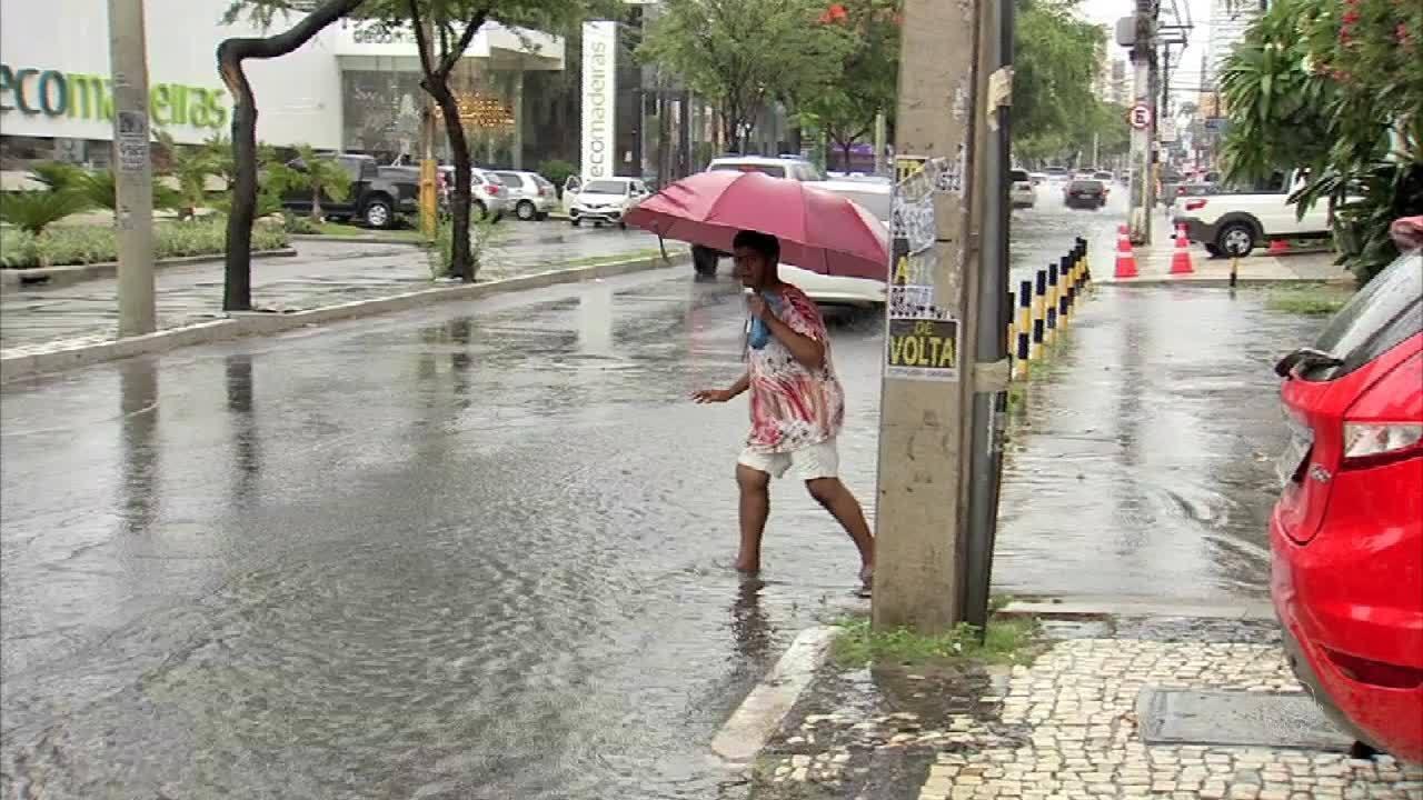 Ceará deve continuar recebendo chuva nos próximos dias, diz Funceme