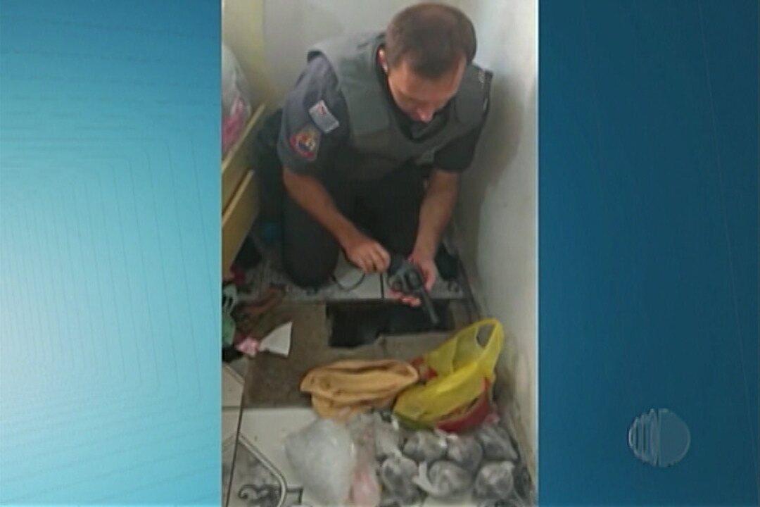 Polícia Militar de Arujá prende suspeito de ser integrante de facção criminosa