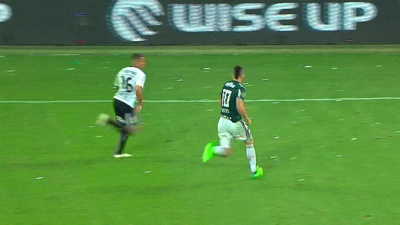 Melhores momentos: Palmeiras 0 (3 x 4) 1 Corinthians pela final do Campeonato Paulista