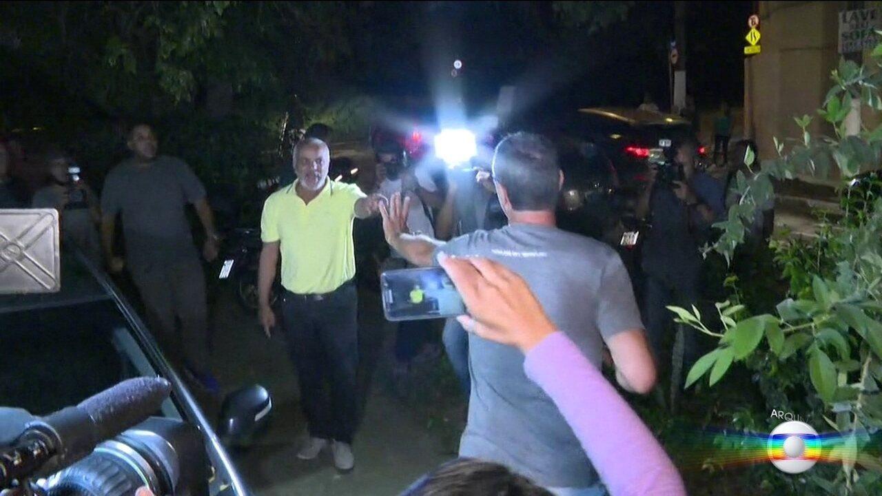Polícia indicia ex-vereador Maninho do PT por lesão corporal dolosa