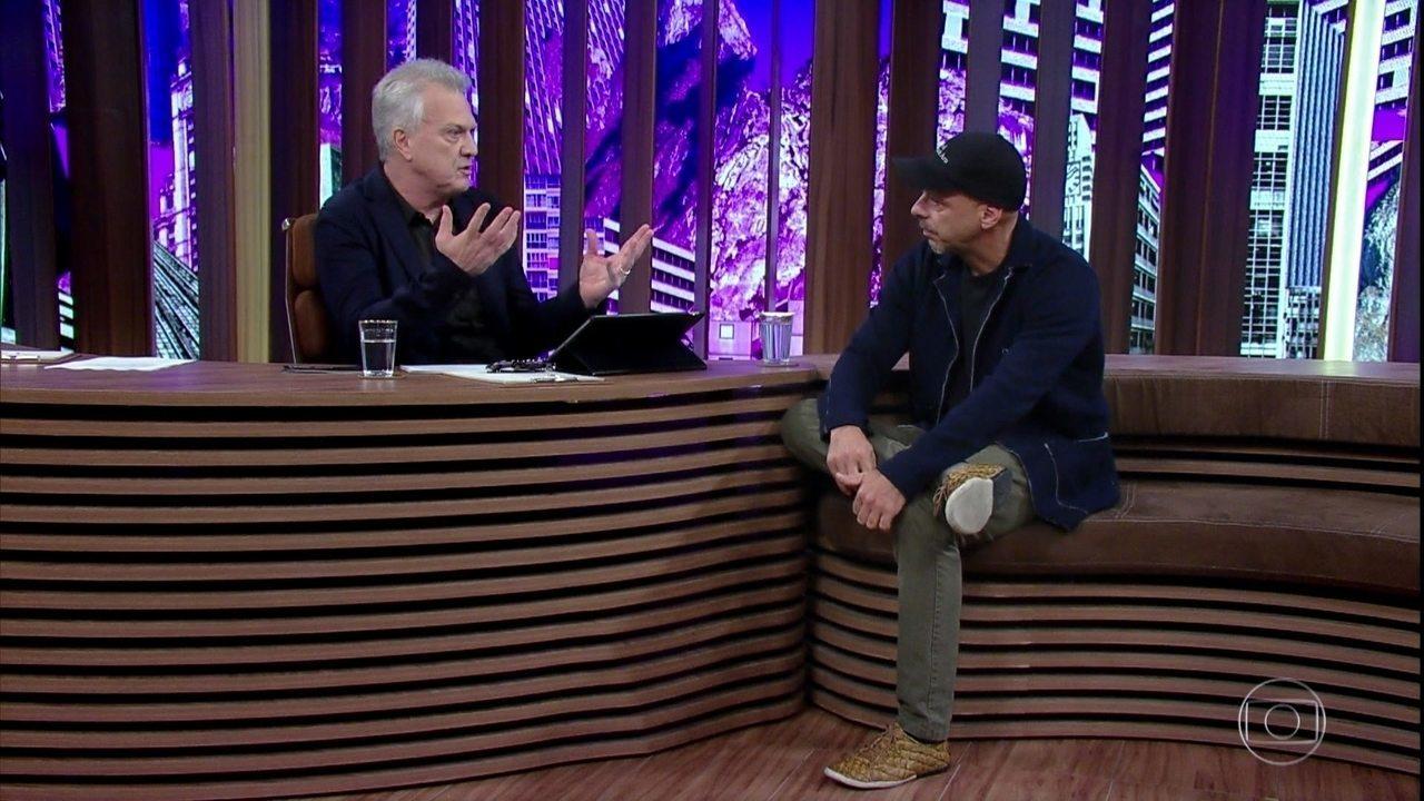 José Padilha fala sobre o filme Ônibus 174 e sobre Sandro Barbosa do Nascimento