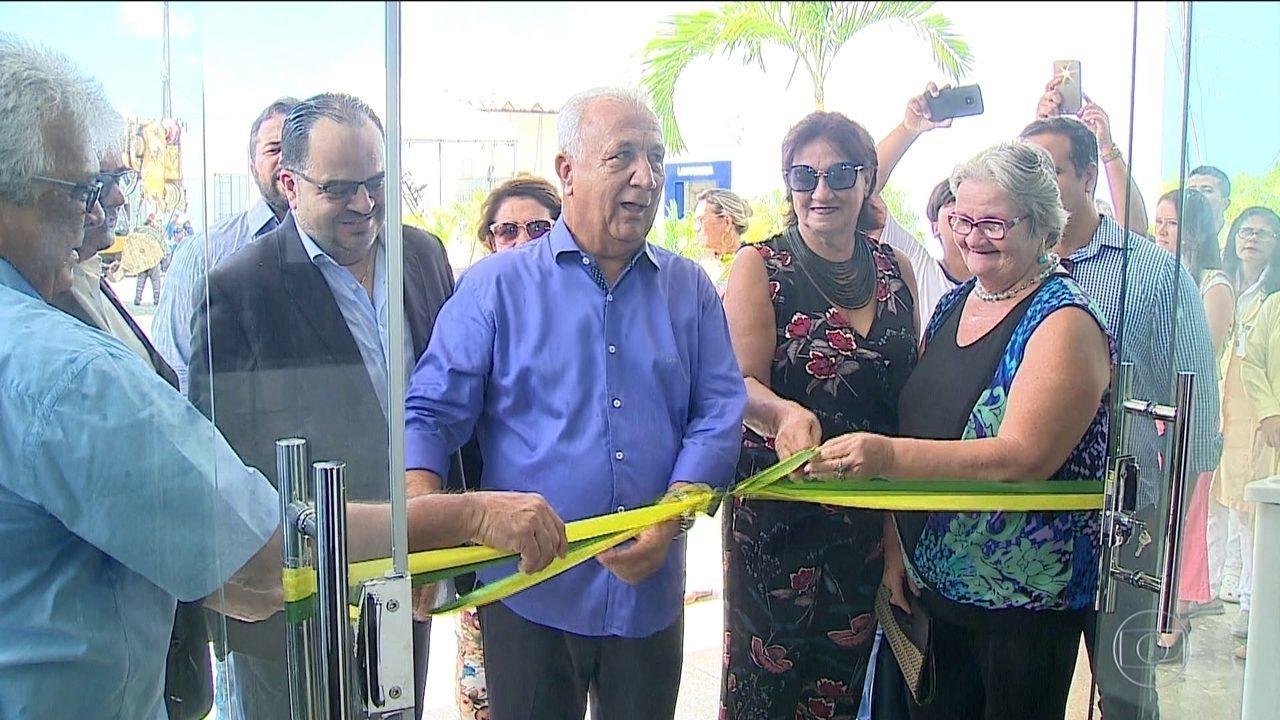 Centro de nefrologia no SE é desmontado após ser inaugurado por então governador