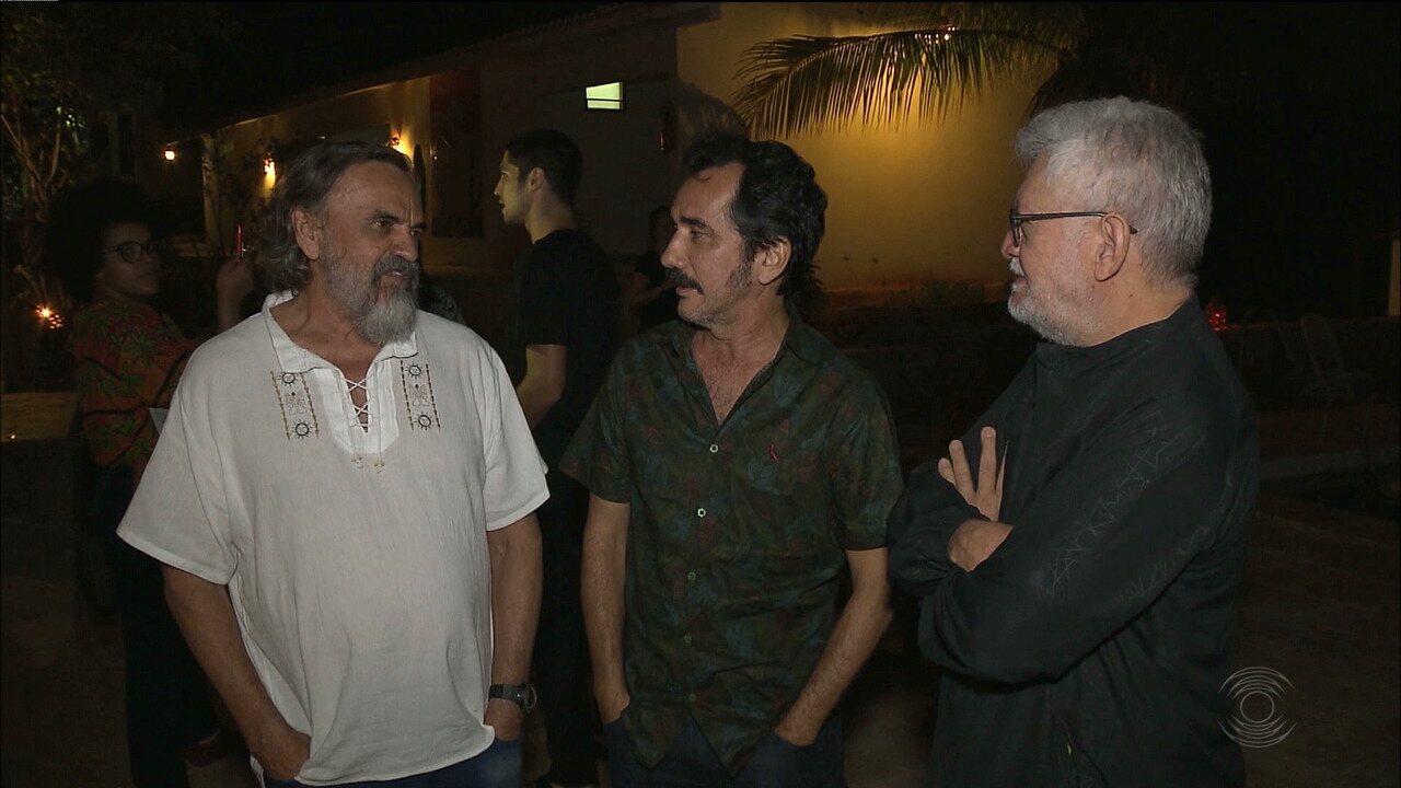Lançada a nova super série da Rede Globo