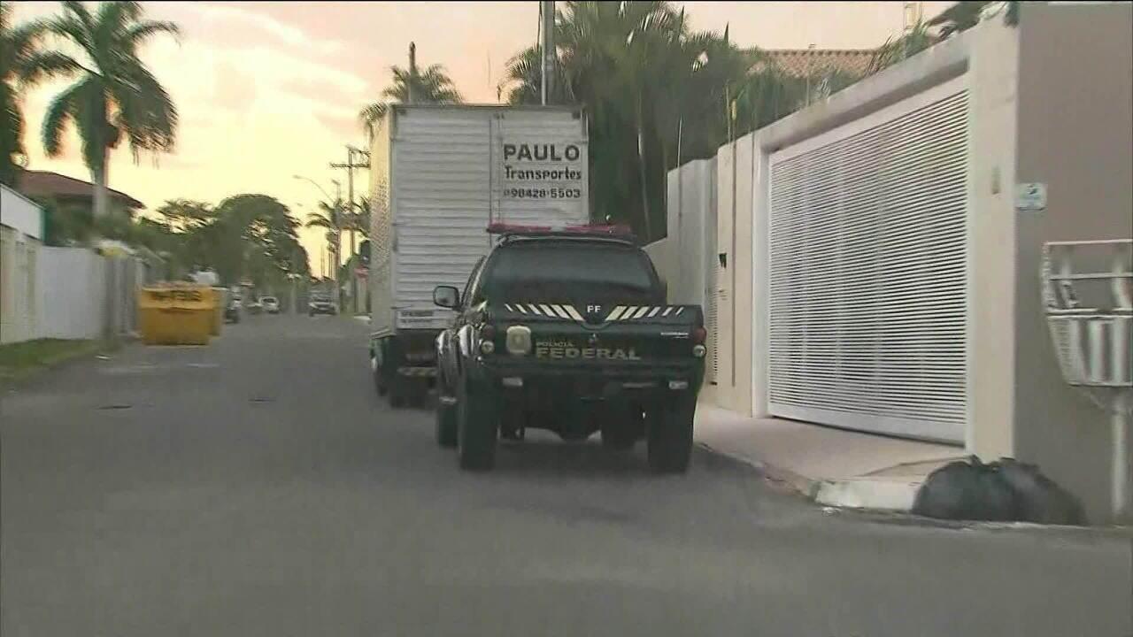 Polícia Federal realiza operação no Rio, em SP e no DF contra esquema de fraude em fundos de pensão