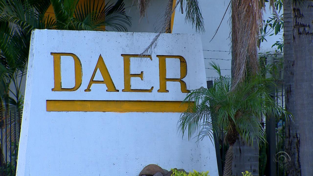 Em áudio vazado, diretor-geral do Daer reclama do empenho de servidores