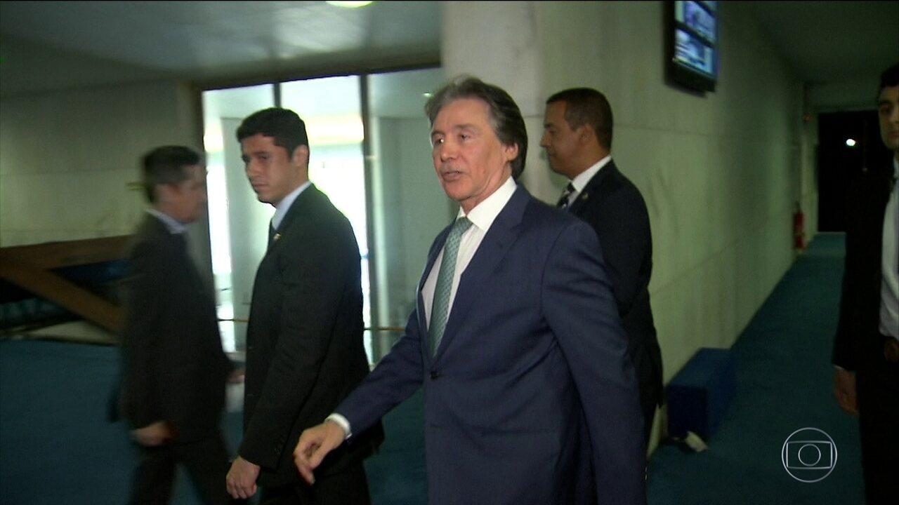 Empresários admitem contratos fictícios em campanha de Eunício