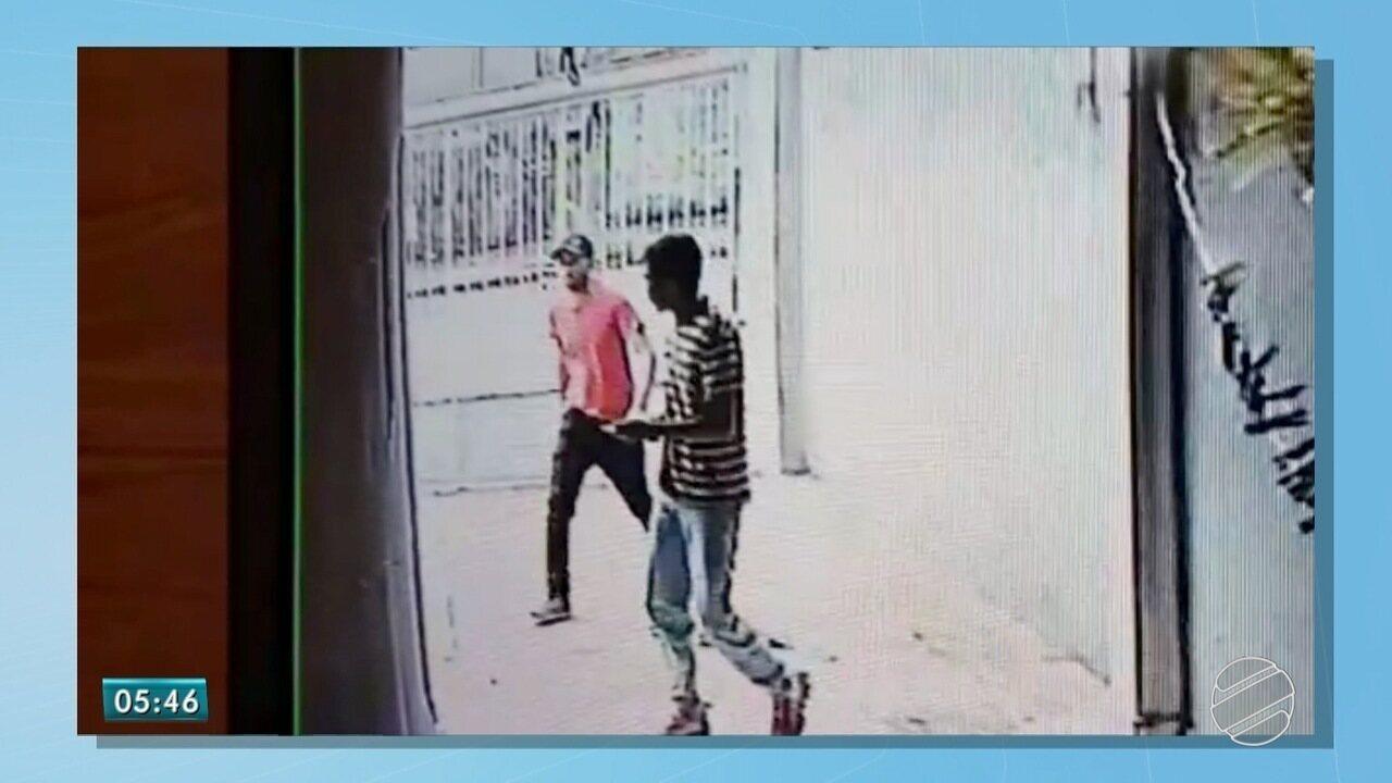 Suspeitos de furto à residência são presos em Campo Grande