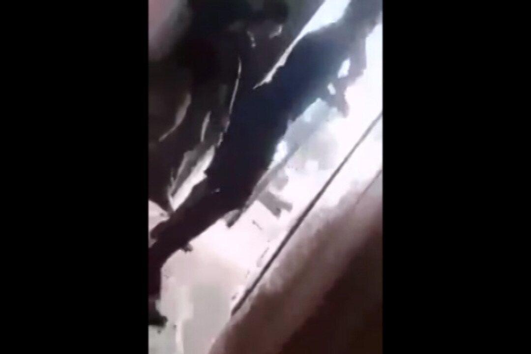 Vídeo mostra presos dando cobertura para outros detentos em tentativa de fuga no CRPPIII