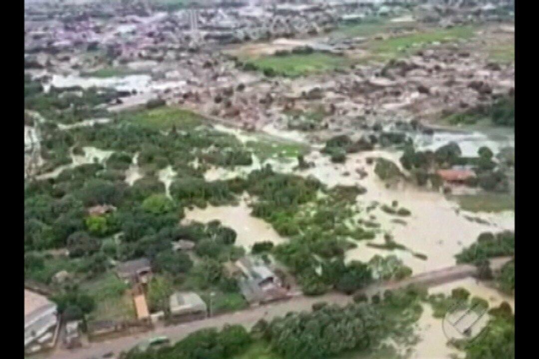 Força-tarefa é montada para ajudar moradores de Paragominas após enxurradas