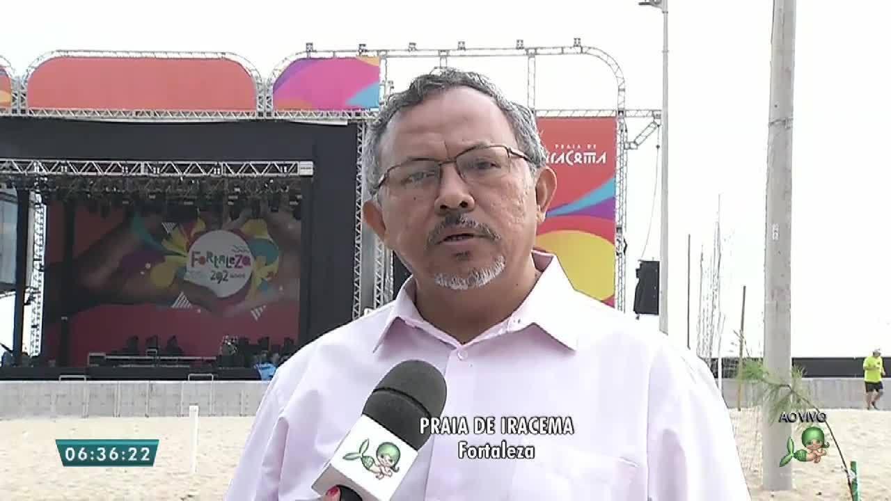 Aniversário de Fortaleza conta com programação cultural descentralizada para a população