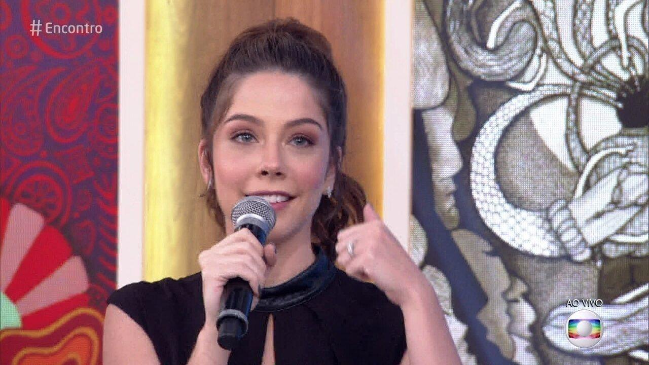 Bia Arantes conta que imaginava estar casada e com filhos aos 25 anos
