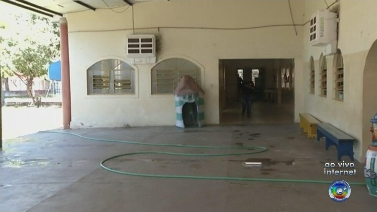 Escolas de Castilho são fechadas para limpeza após casos de Síndrome Mão-Pé-Boca