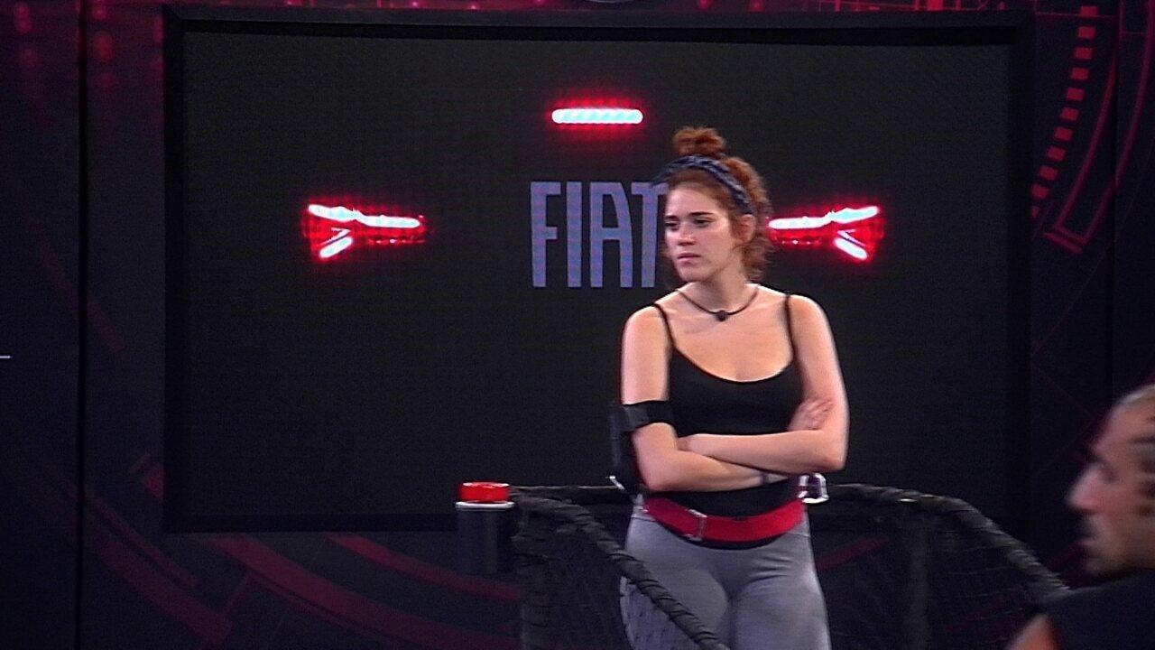 Ana Clara confirma que está com sono: 'Bateu um pouco'