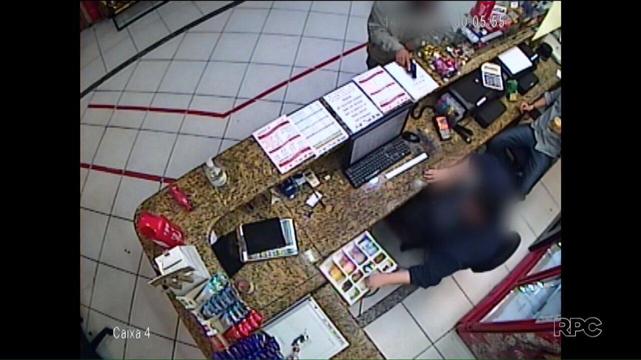 Comerciantes do Centro continuam amargando prejuízos com assaltos