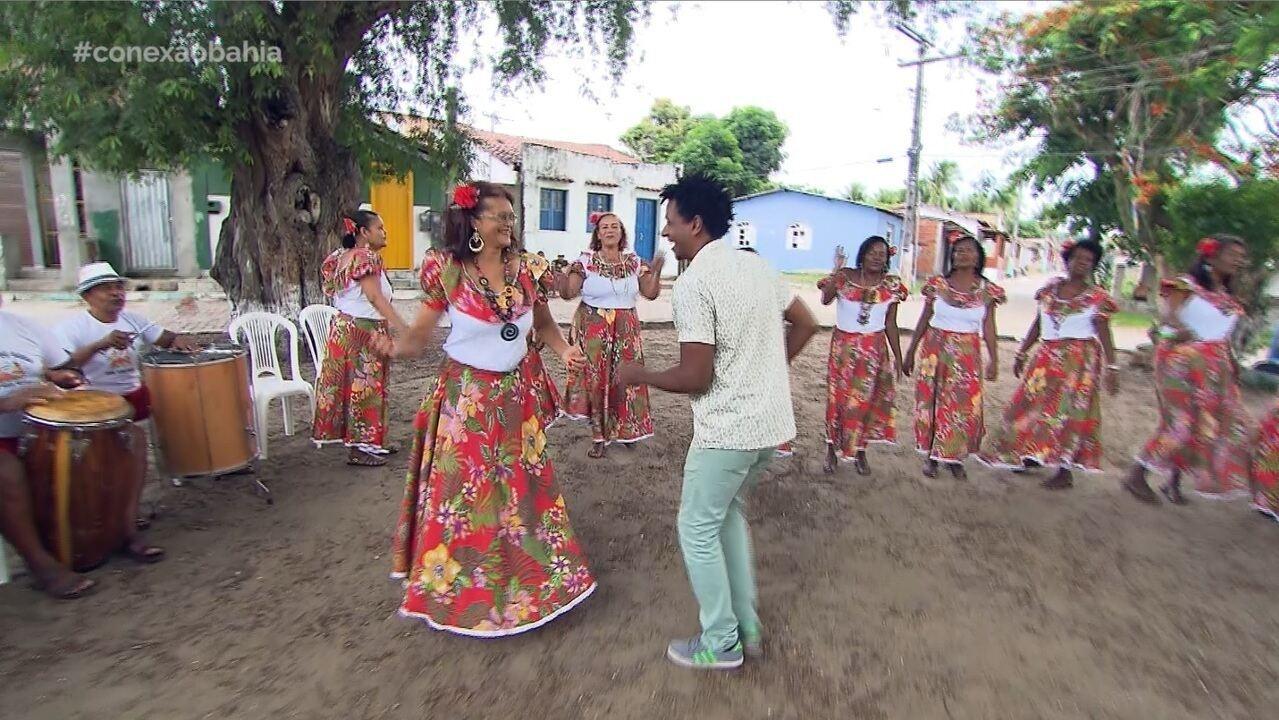 Aldri conhece as manifestações culturais da Vila de Matarandiba