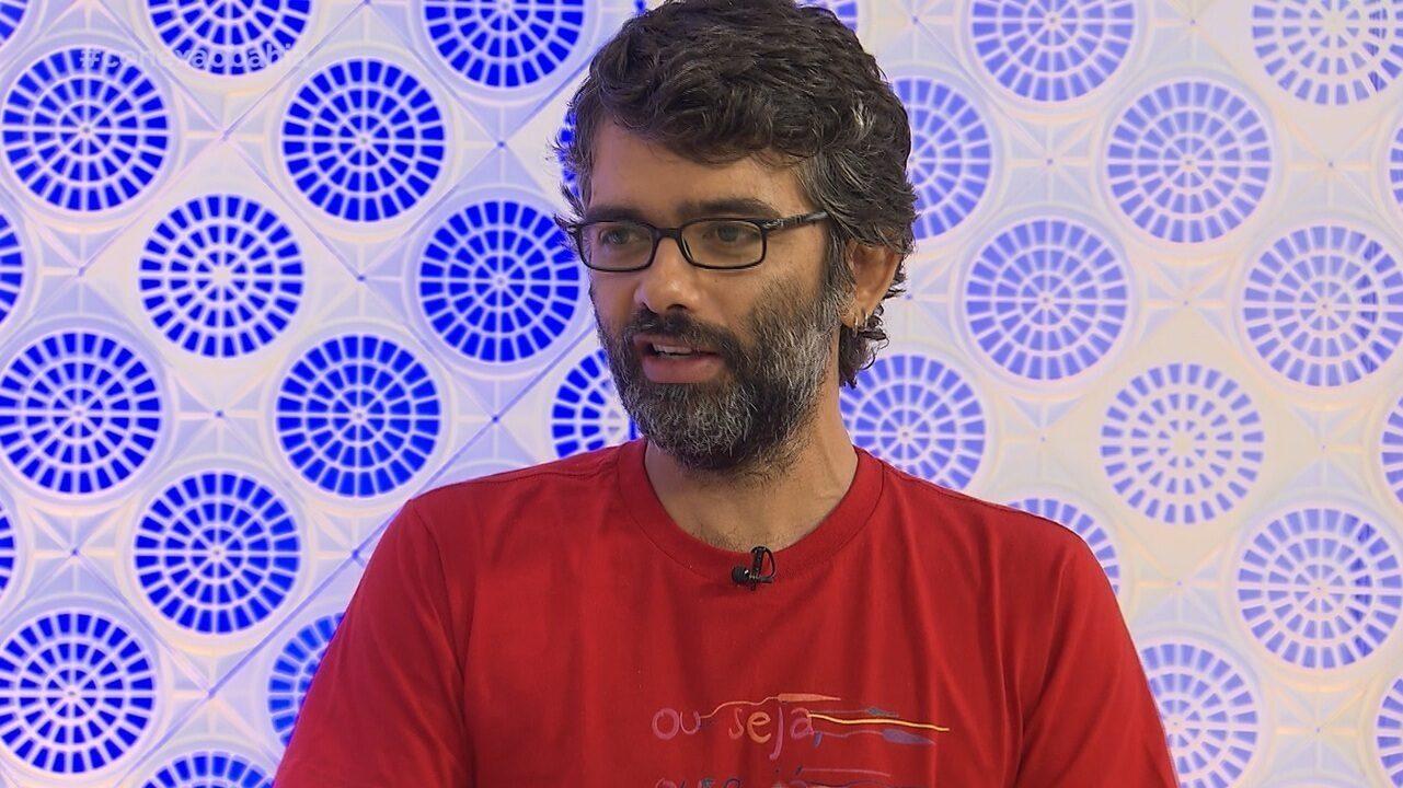 O 'Hiperlink' discute mobilidade urbana com o doutor em urbanismo Paulo Florentino
