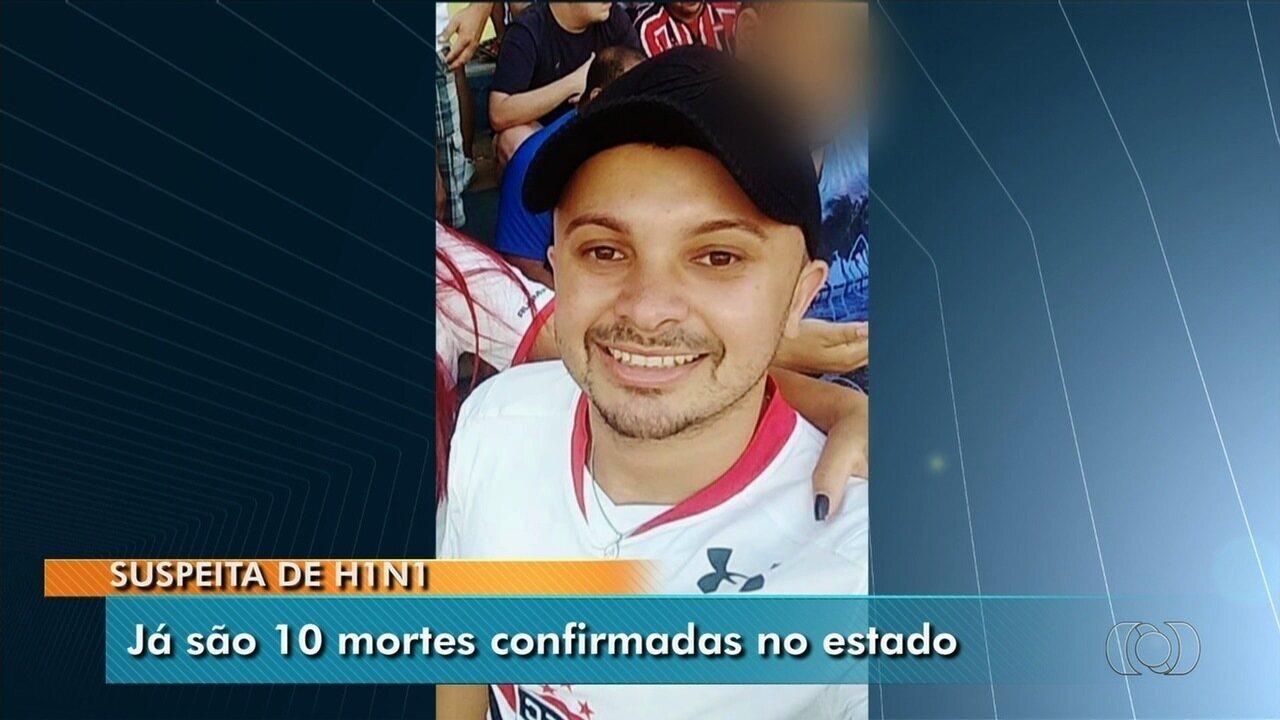 Homem morre com suspeita de gripe H1N1 em Senador Canedo, em Goiás
