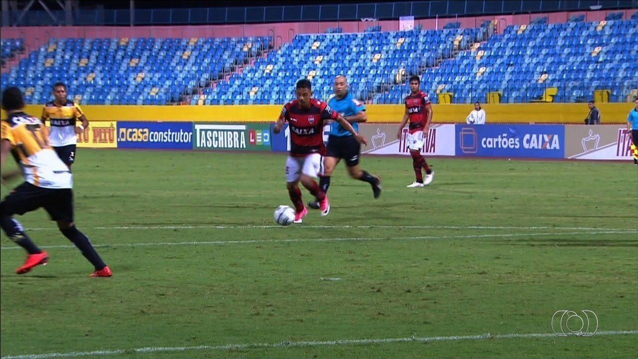 Atlético-GO vence o Criciúma e começa bem a Série B