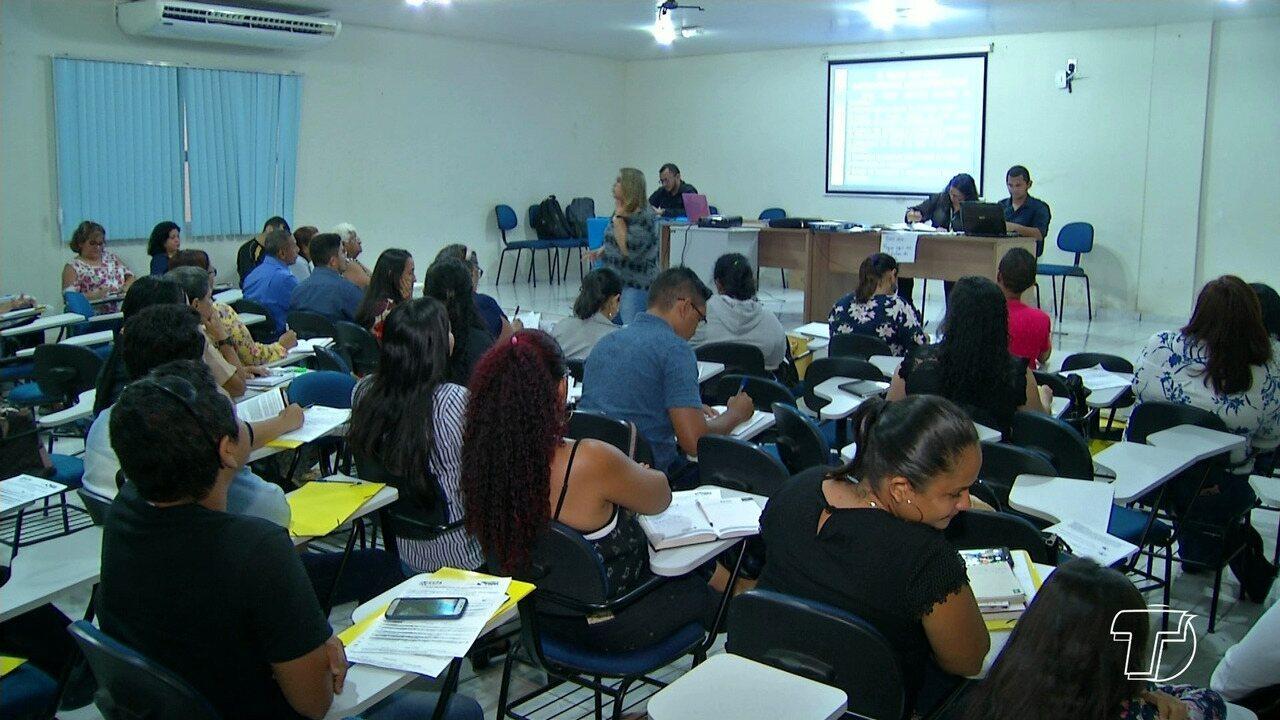 Conselheiros tutelares do estado passam por formação em Santarém