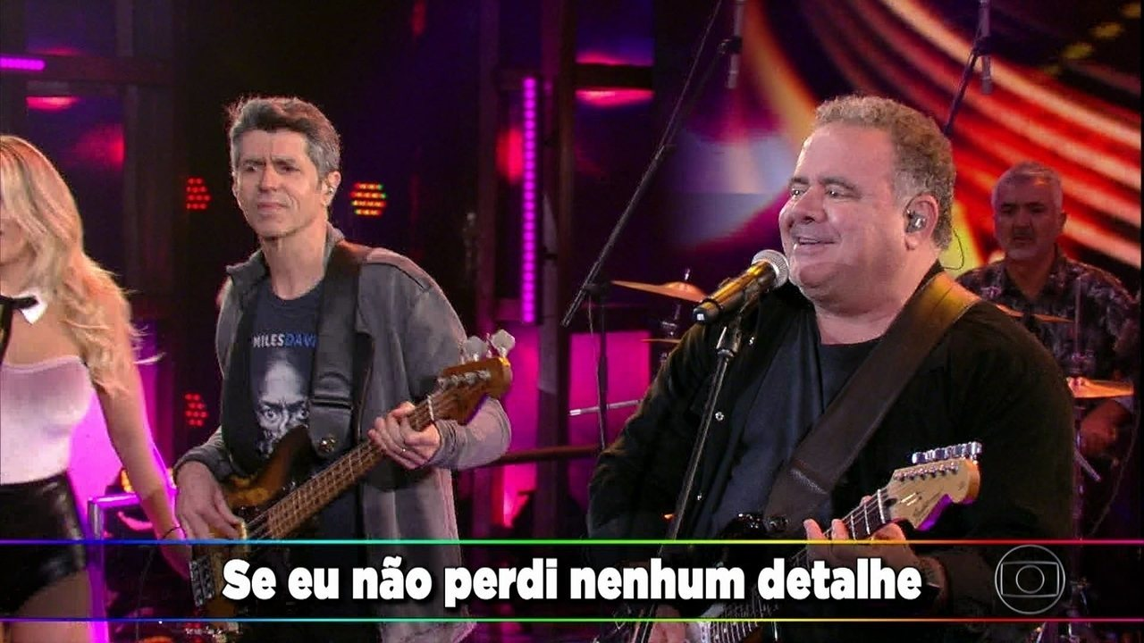 Leoni e Léo Jaime cantam ' A Formula do Amor'