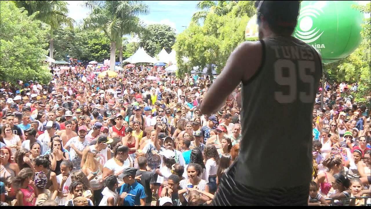 'Domingo no Parque' promove lazer, cultura e cidadania, em Campina Grande