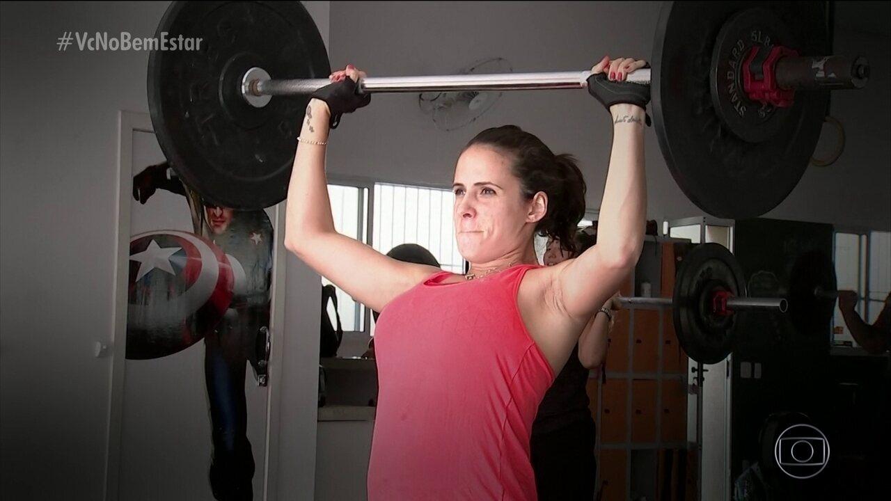 Exercício físico não deve ser uma forma de compensação