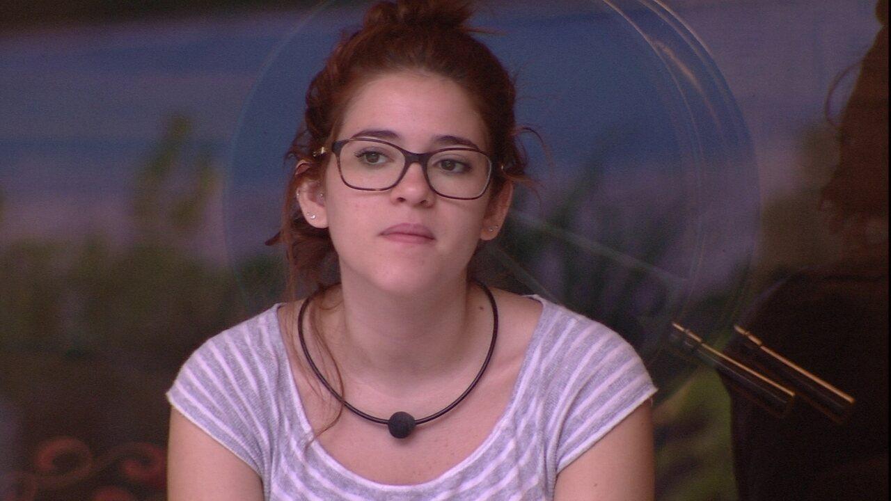 Sisters elogiam discurso de Tiago na eliminação de Patrícia